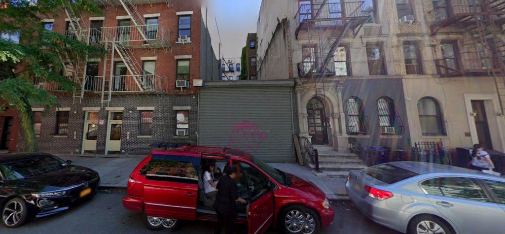 410 West 49th Street in Hell's Kitchen, Manhattan