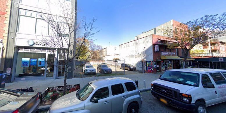 493 Myrtle Avenue in Clinton Hill, Brooklyn