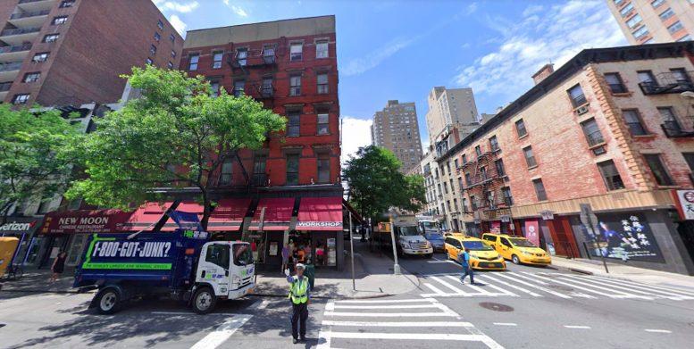 540 3rd Avenue in Murray Hill, Manhattan