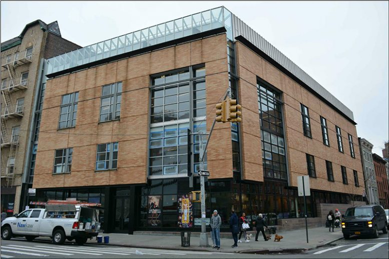 East elevation of 97 Greenwich Avenue - SurfaceDesign