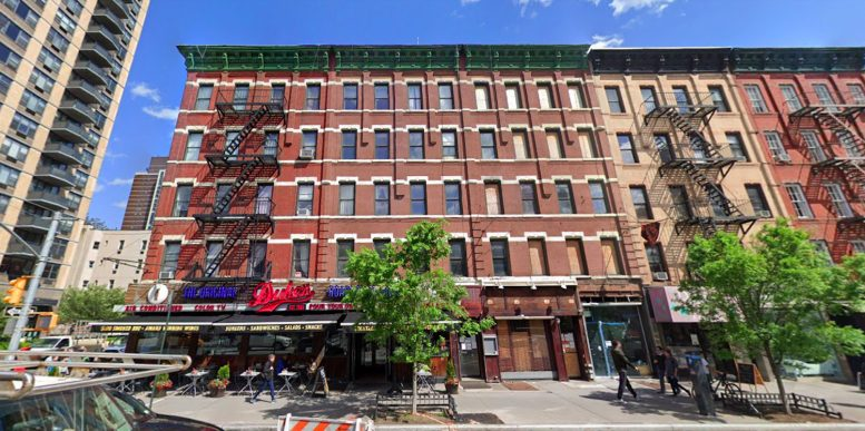 1594-1598 2nd Avenue on Manhattan's Upper East Side