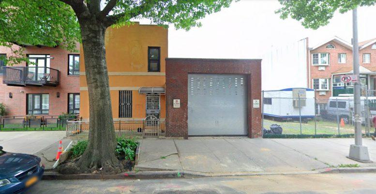 1707 Dean Street in Crown Heights, Brooklyn
