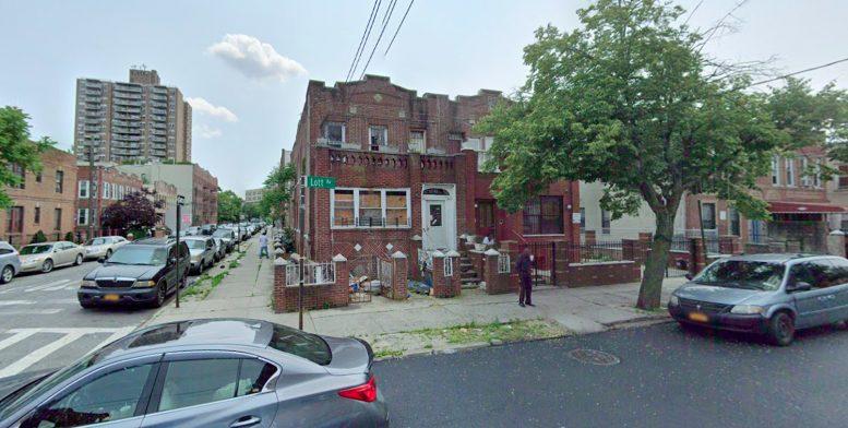 34 Lott Avenue in Brownsville, Brooklyn