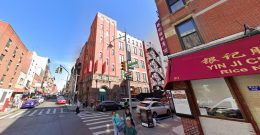 70 Mulberry Street in Chinatown, Manhattan