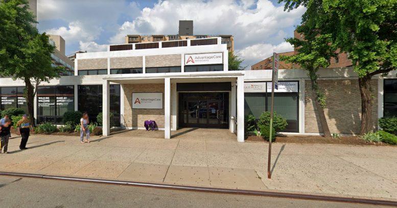 86-15 Queens Boulevard in Elmhurst, Queens