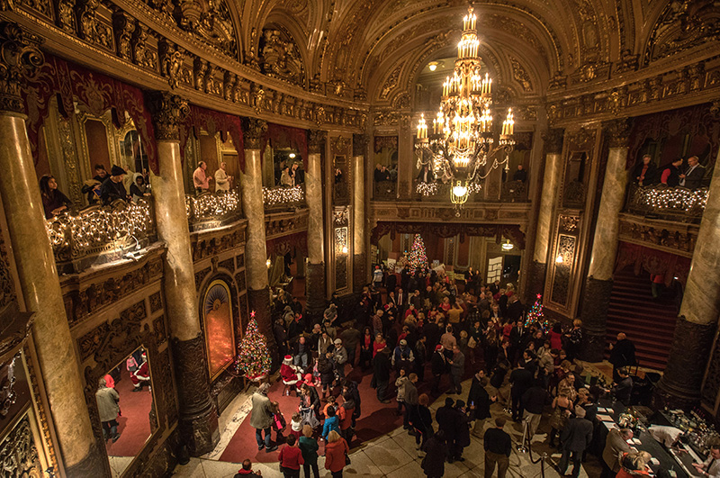 Loew's Theatre Lobby - City of Jersey City