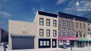 Rendering of 358 Malcolm X Blvd - Gerald J. Caliendo Architects