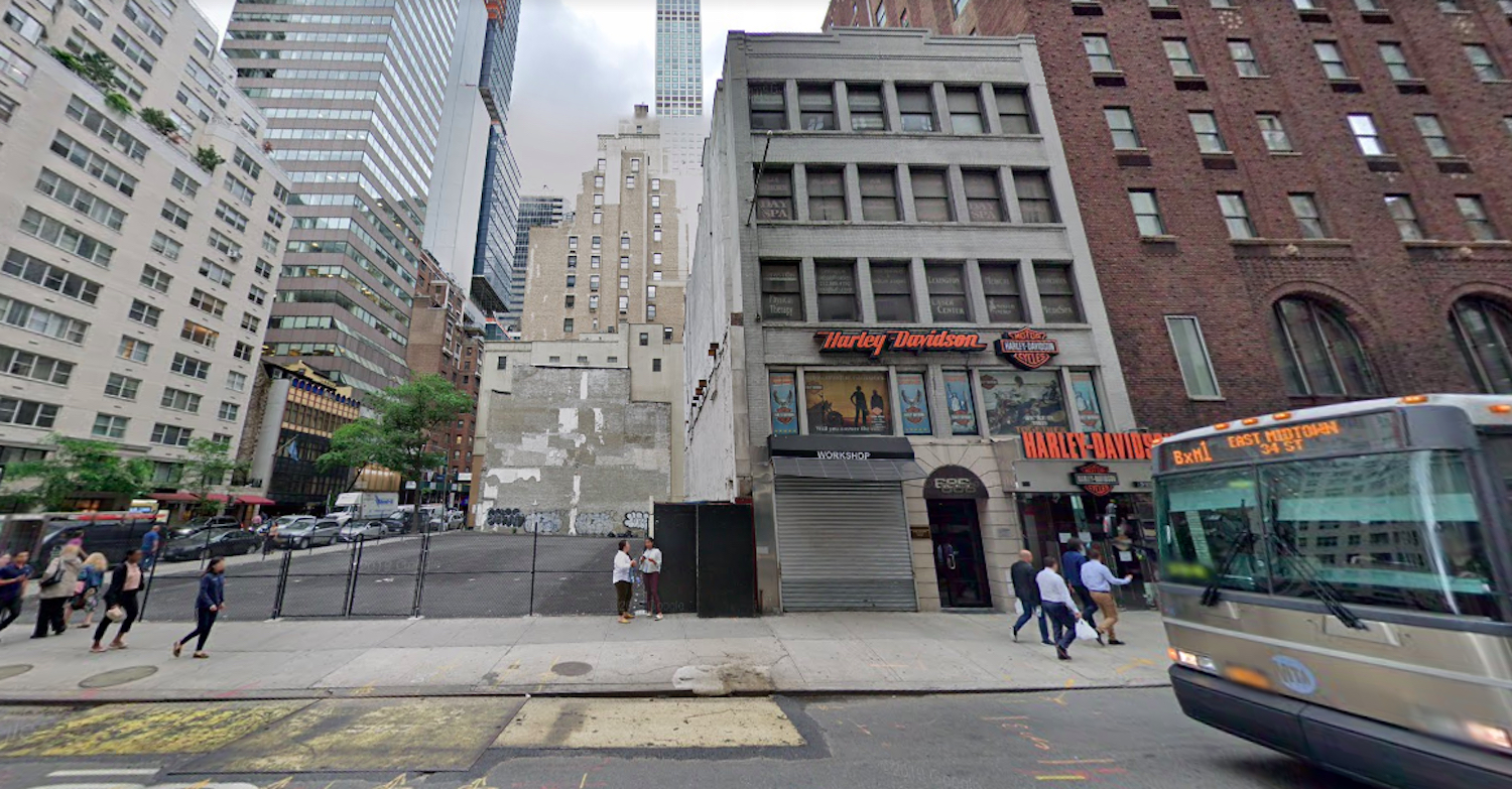686 Lexington Avenue in Midtown East