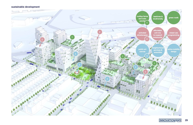 Innovation QNS Site Plan - ODA New York