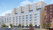 Preliminary rendering of 86-15 Queens Blvd - Raymond Chan Architect; Pi Capital Partners