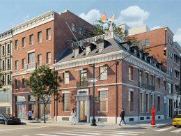 Rendering of 706 Madison Avenue / Hermès - Spacesmith
