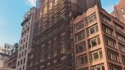 View of constrcution progress at 292 Fifth Avenue - Gene Kaufman Architect