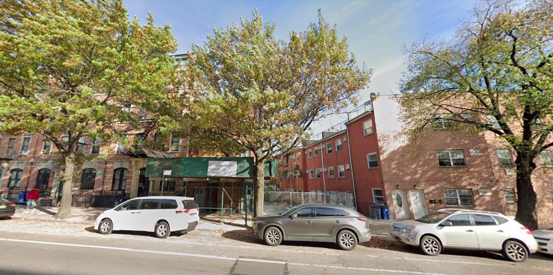 1408 Prospect Avenue in Crotona Park East, The Bronx