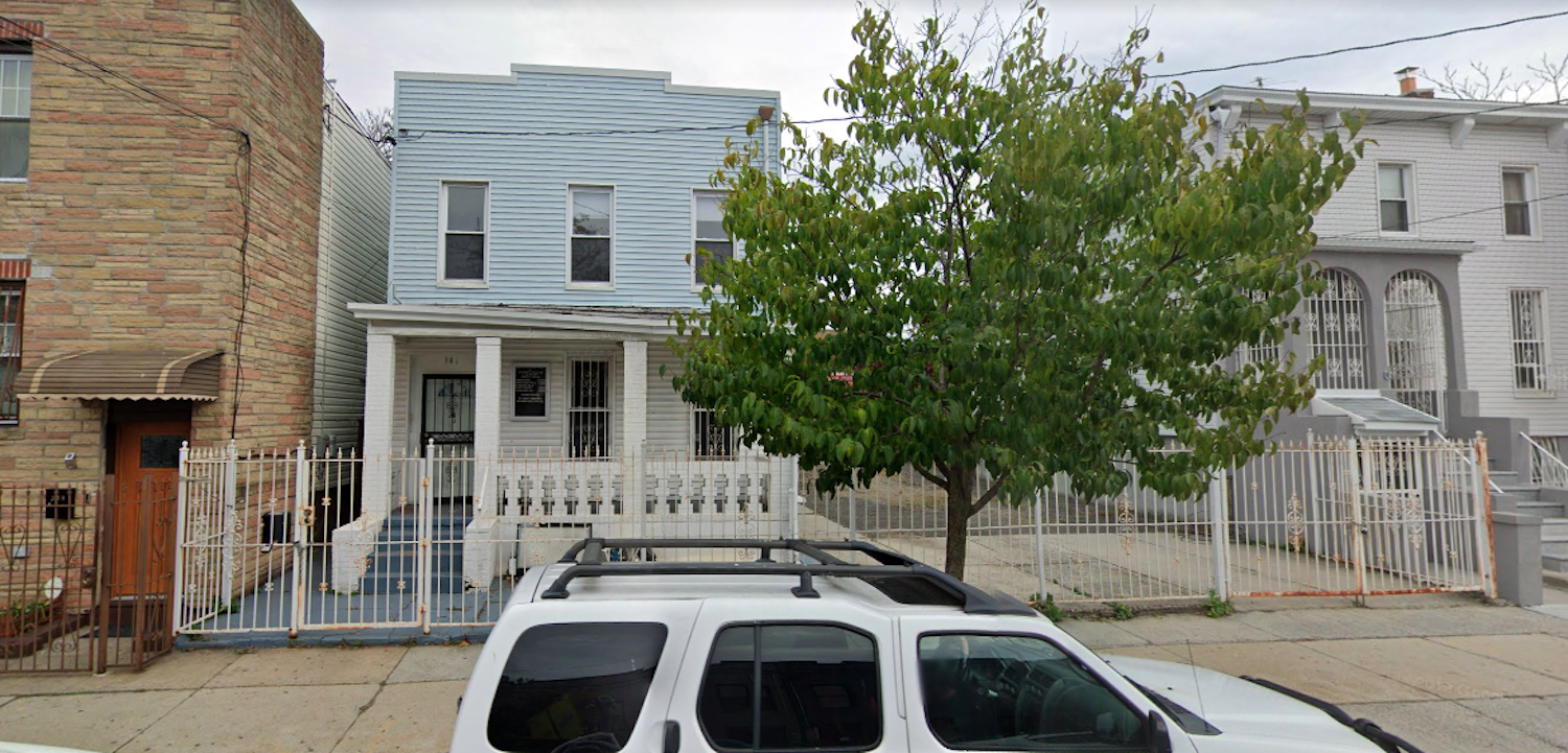 341 Shepherd Avenue in East New York, Brooklyn