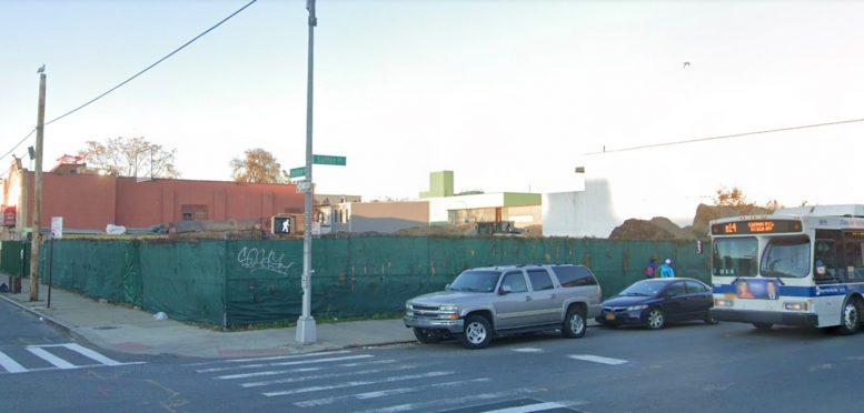 496 Sutter Avenue in East New York, Brooklyn