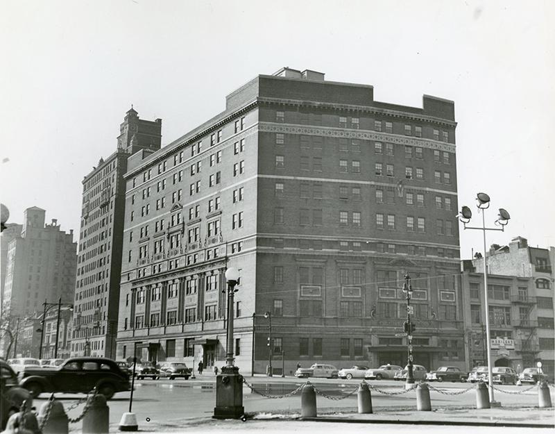 Historic photo of One Prospect Park West