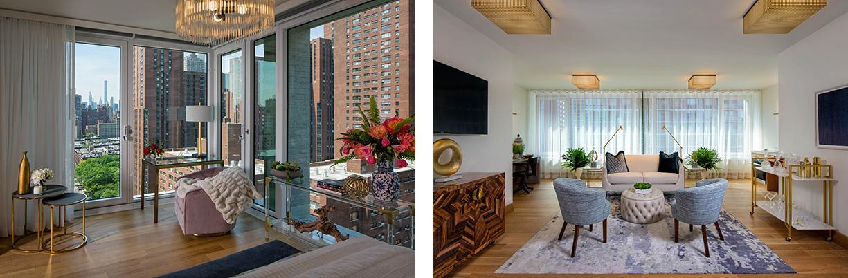 Model Residence at Inspir Carnegie Hill - Maplewood Senior Living