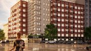Rendering of 1499 Bedford Avenue - The J Associates