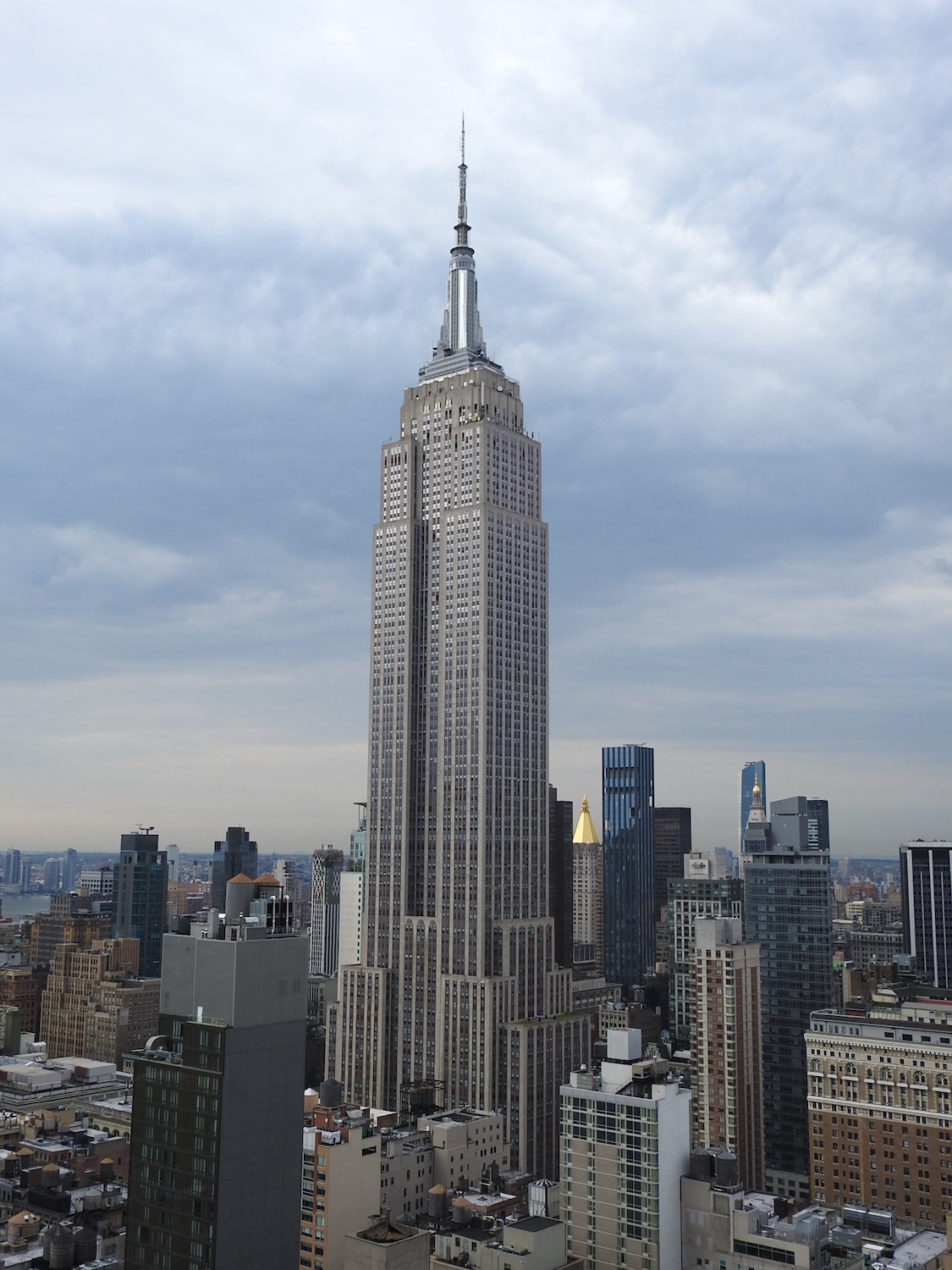 Empire State Building. Courtesy of Empire State Realty Trust