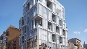 Final rendering of 101 West 14th Street - Binyan Studios; ODA New York