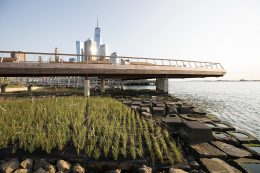 Pier 26 overlook - Max Guliani for Hudson River Park