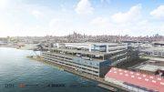 Sunset Industrial Park Rendering by Bridge Development