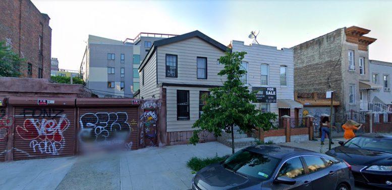 140 Central Avenue in Bushwick, Brooklyn