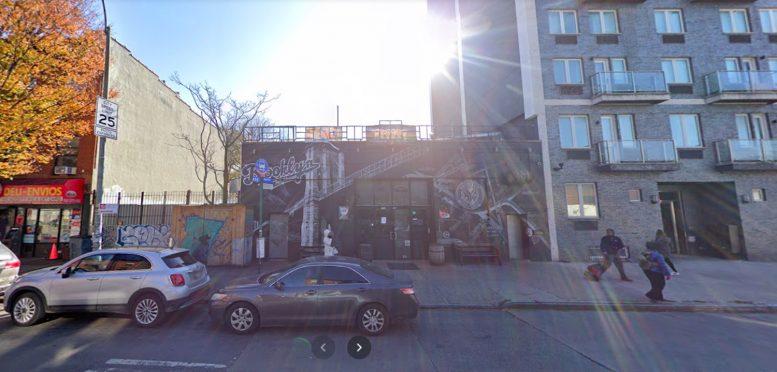590 Myrtle Avenue in Bedford Stuyvesant, Brooklyn