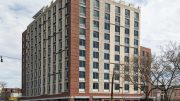 Completed view of Linwood Park Apartments at 315 Linwood Street - L+M Development Partners