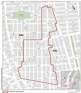 Proposed zoning in SoHo and NoHo, Manhattan - NYC Department of City Planning