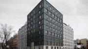 Rendering of Arthur Avenue Senior Apartments - SLCE Architects