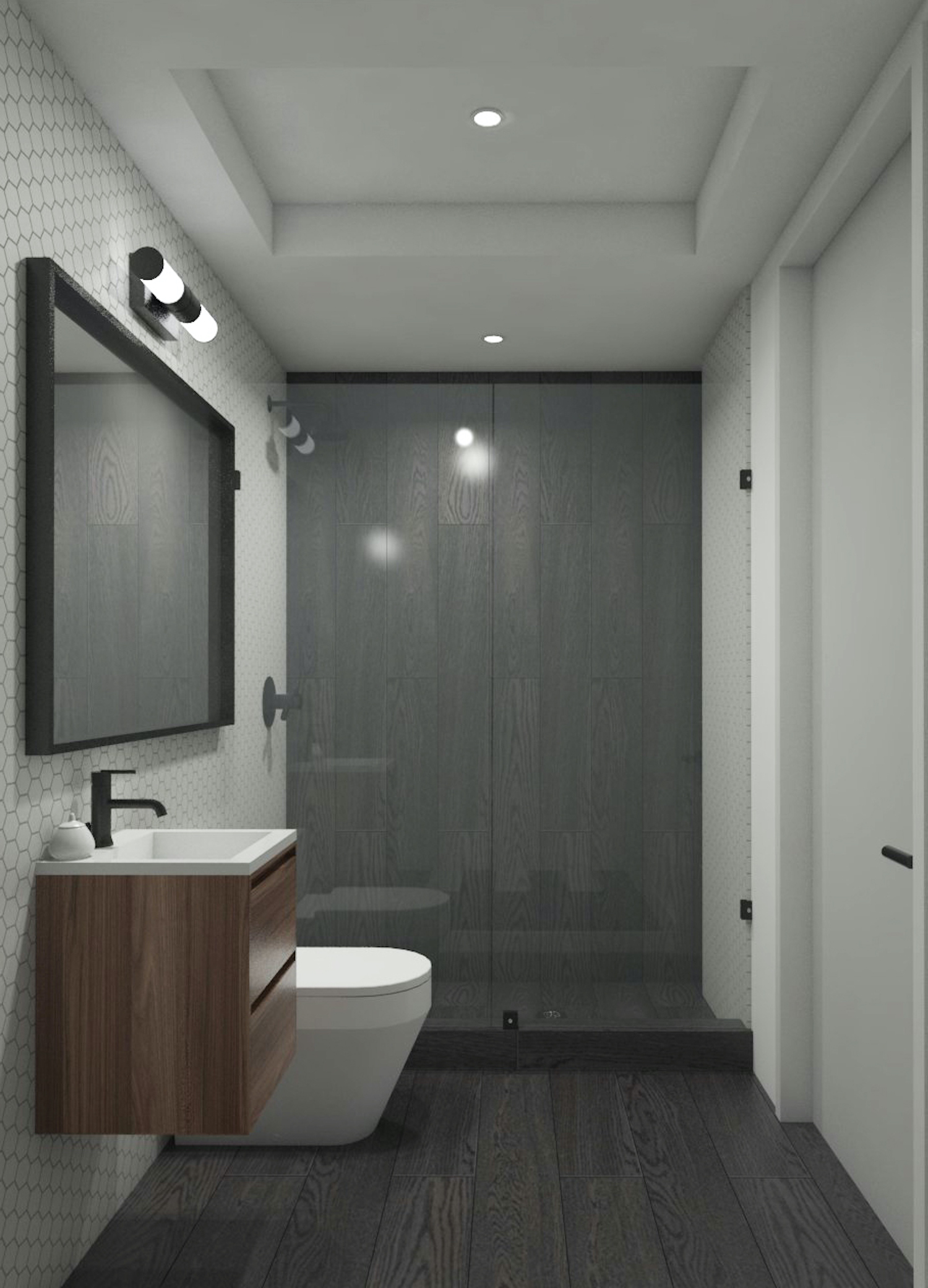 260 Gold Street Bathroom