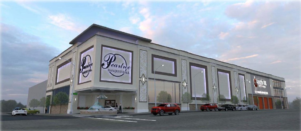 Preliminary rendering of 3536 Peartree Avenue - T.F. Cusanelli & Filletti Architects