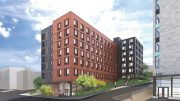 Rendering of 178 Warburton at The Ridgeway - SLCE Architects