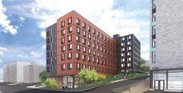 Rendering of 178 Warburton at The Ridgeway - SLCE Architects