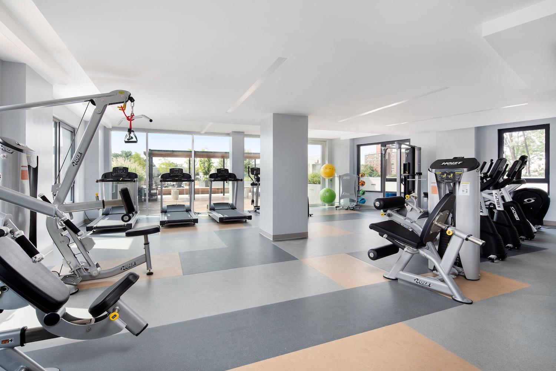 Roosevelt Parc Fitness Center