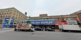 2226 3rd Avenue in East Harlem, Manhattan