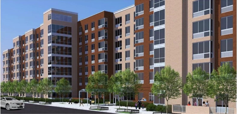 50-25 Barnett Avenue Rendering