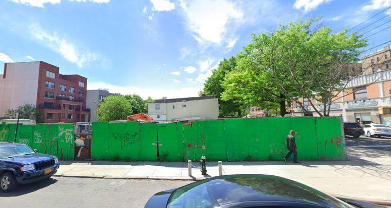 500 Kingston Avenue in East Flatbush, Brooklyn