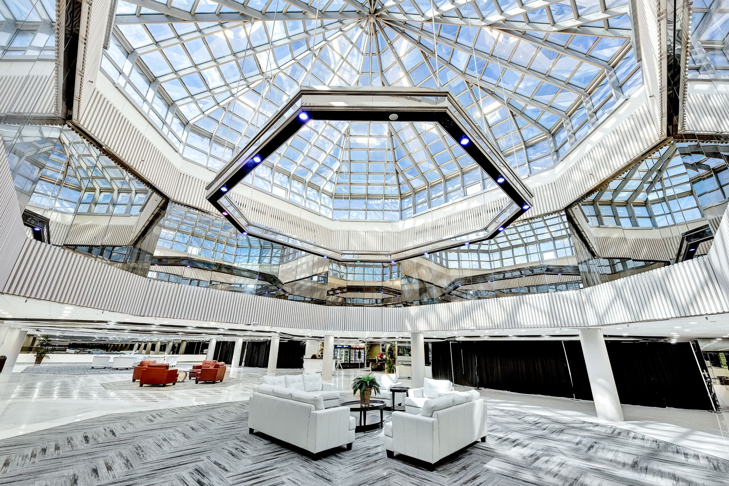 The Summit at Danbury Central Atrium