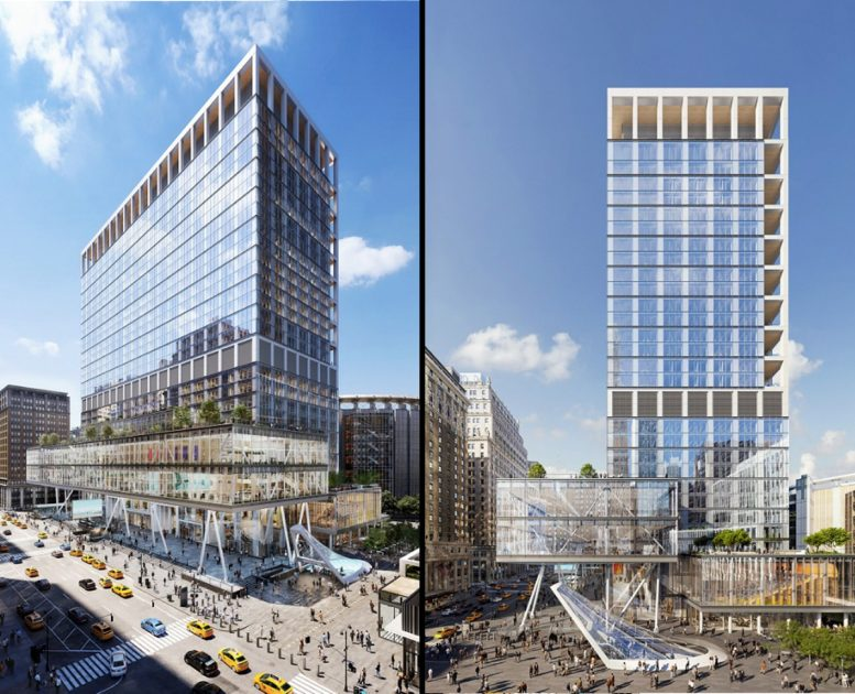 PENN 2 revamped design by MdeAS Architects