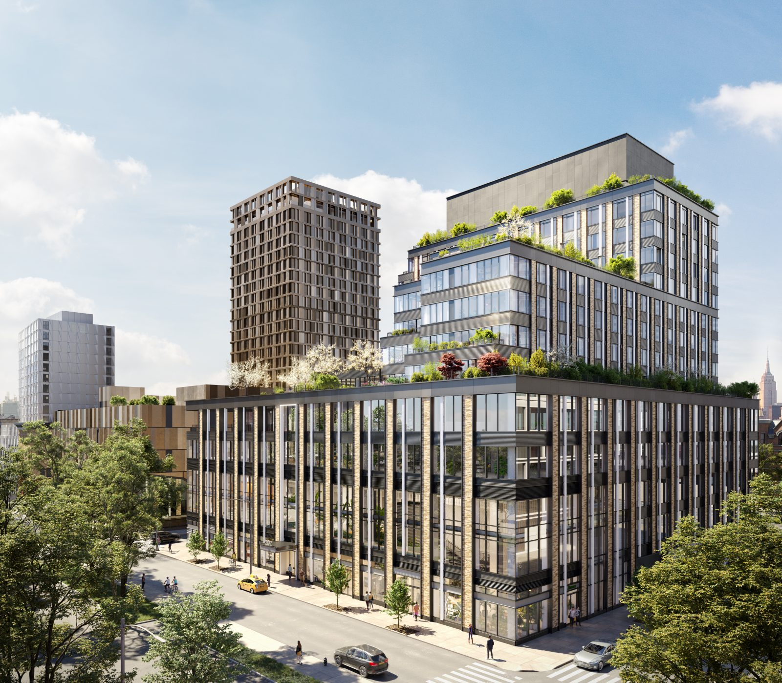 One Essex Crossing Launches Sales On The Lower East Side Of Manhattan New York Yimby