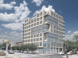 Rendering of 52 Fourth Avenue - Gertler & Wente Architects