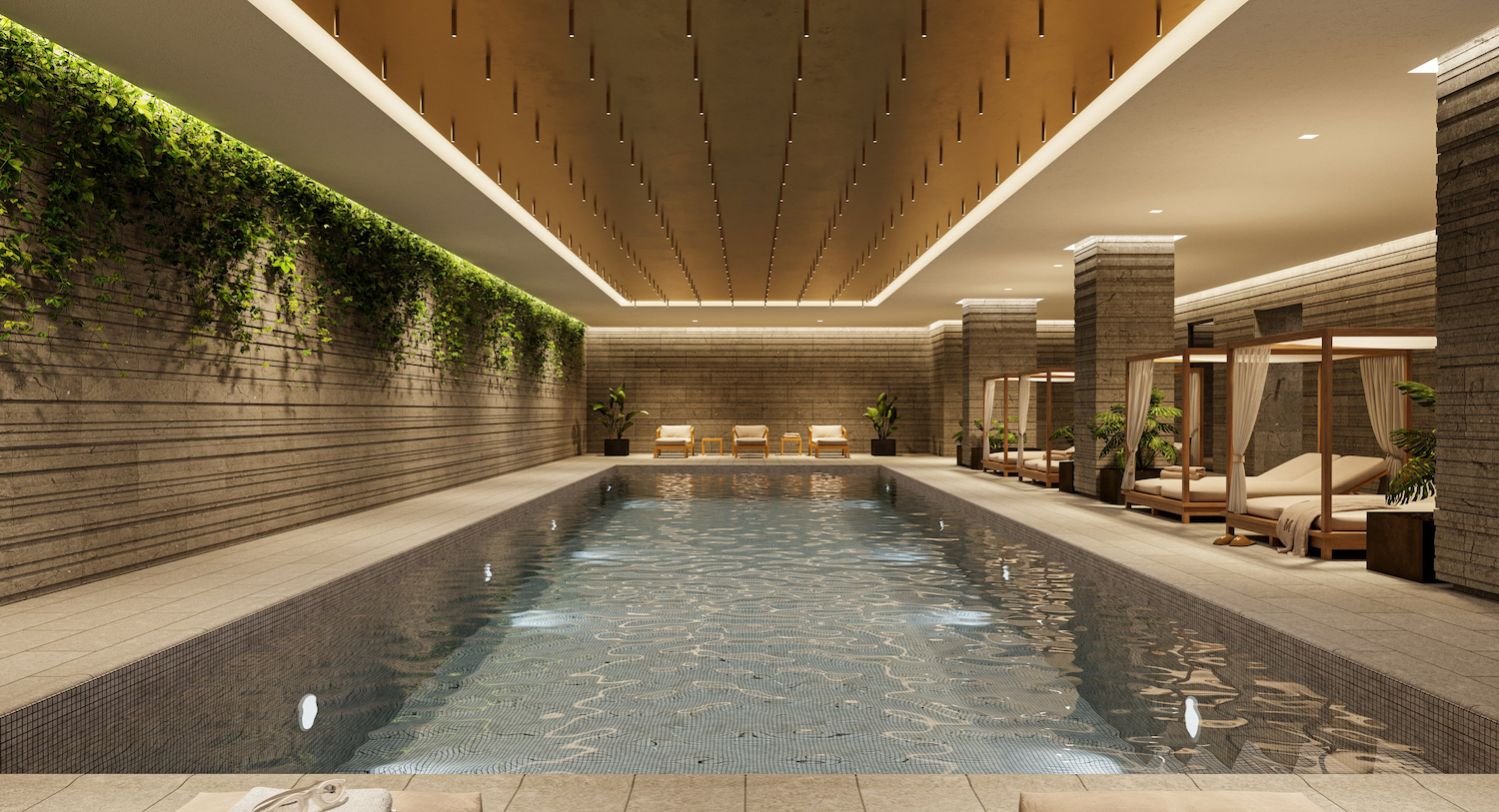 Pool at 225 West 28th Street