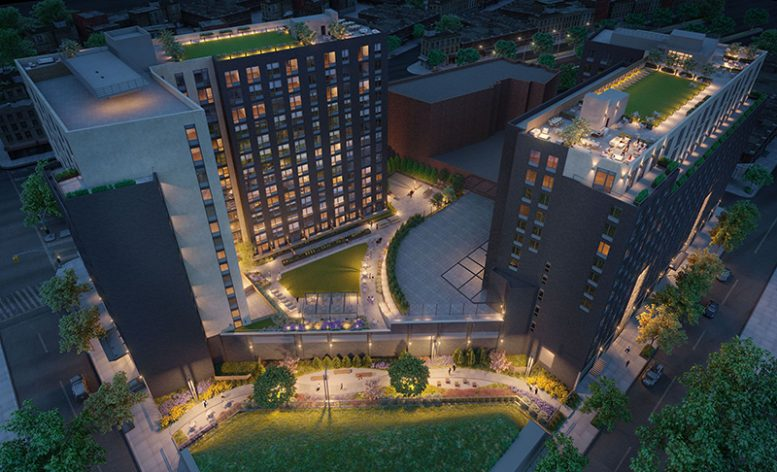 Rendering of 69-02 Queens Boulevard - Madison Realty Capital