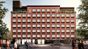 Rendering of 101 Bruckner Boulevard - S. Wieder Architect; Input Creative Studio