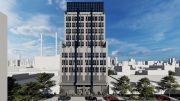Rendering of 37-24 10th Street - Node Architecture, Engineering, Consulting P.C.