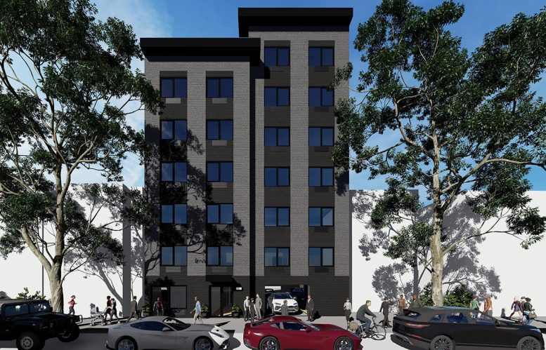Rendering of 781 Elsmere Place - Node Architecture, Engineering, Consulting P.C.