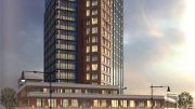 Rendering of Myrtle Point at 3-50 St. Nicholas Avenue - Courtesy of AB Capstone