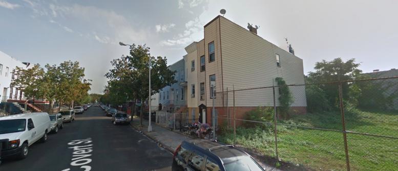 162 Covert Street in Bushwick, Brooklyn via Google Maps